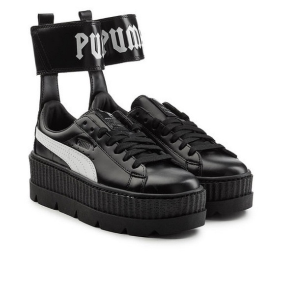 Rihanna x Puma Fenty Ankle Strap Sneakers 8